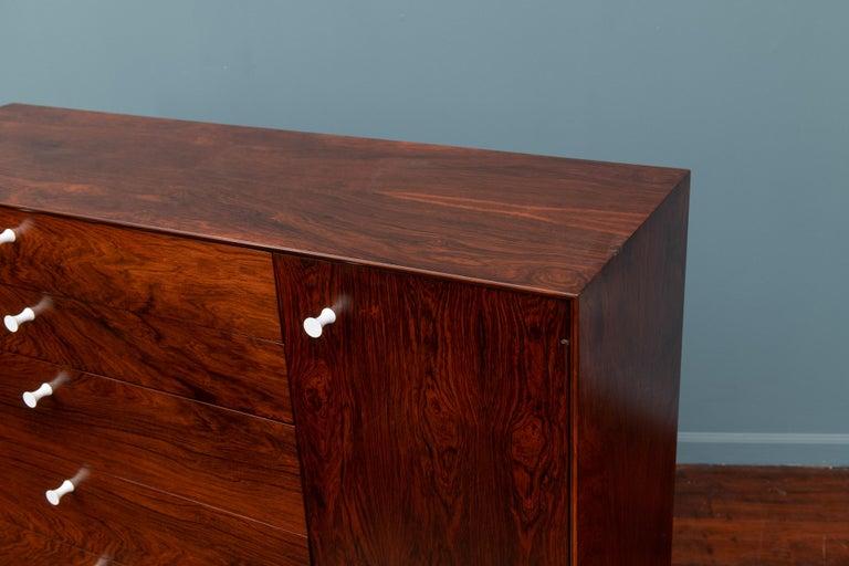 George Nelson Thin Edge Dresser for Herman Miller For Sale 2