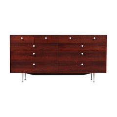 George Nelson Thin Edge Rosewood Dresser