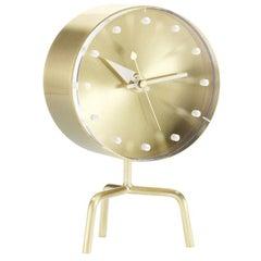George Nelson Tripod Clock by Vitra