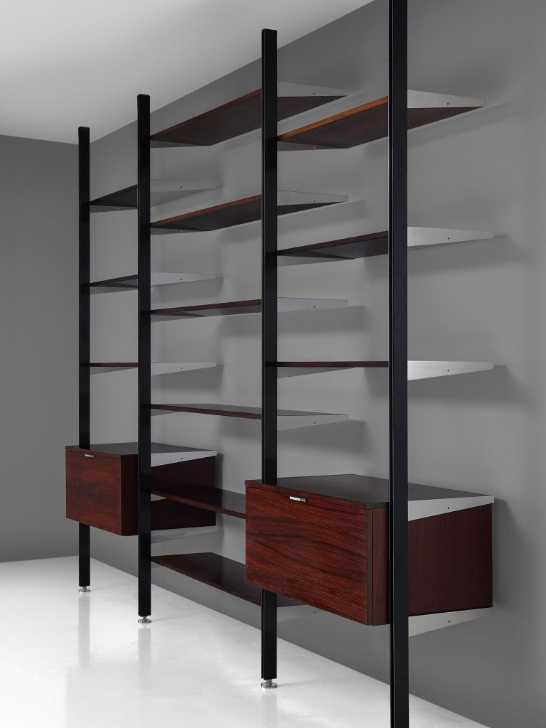 American George Nelson Wall Unit for Mobilier International