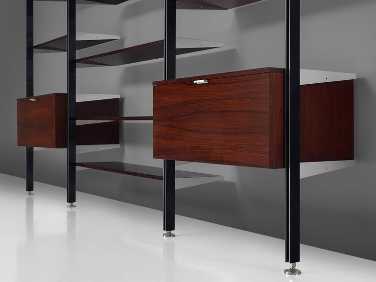 Mid-20th Century George Nelson Wall Unit for Mobilier International