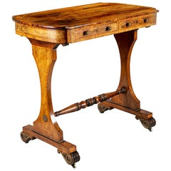 George Oakley Rosewood Writing Table