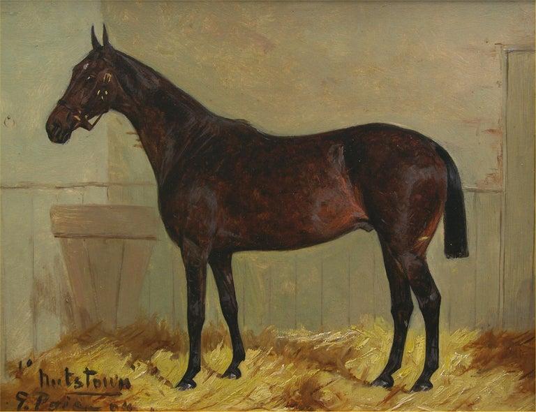 George Paice Animal Painting - Hutstown