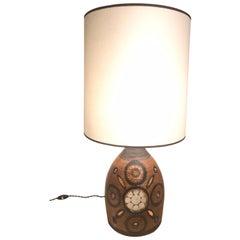 George Pelletier Ceramic Lamp