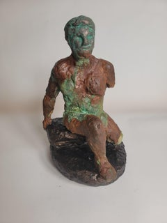 Abstract Nude Sculptures