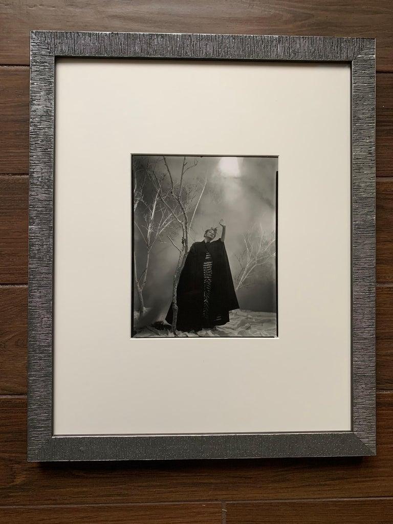 Other George Platt Lynes Original B&W Photograph, Ruth Elizabeth Ford, Framed For Sale