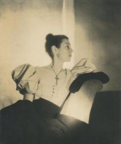 Portrait of Fidelma Cadmus Kirstein