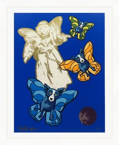 ANGEL BABY (BLUE DOG)