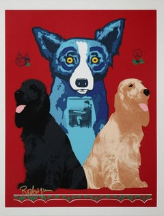 George Rodrigue - George's Sweet Inspirations, Screen Print Signed and numbered
