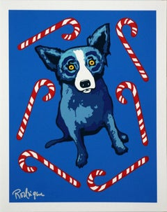 George Rodrigue - Sweet Like You, Screen Print 2000 signed and Numbered