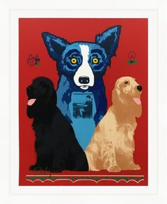 GEORGE'S SWEET INSPIRATIONS (BLUE DOG)