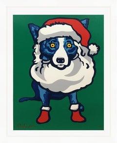 HO HO HO (BLUE DOG)