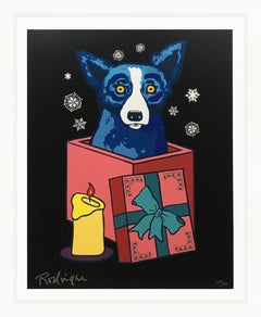 MIDNIGHT SURPRISE (BLUE DOG)