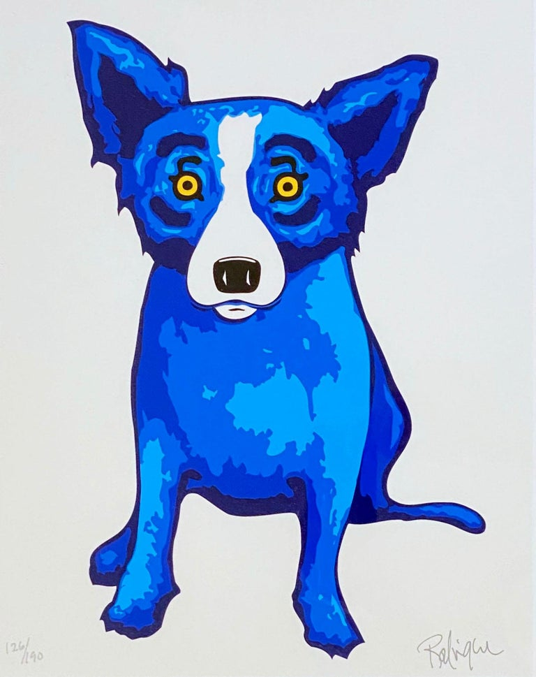 Purity of Soul - Print by George Rodrigue