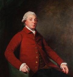 Portrait of a Gentleman, English, 18th century.