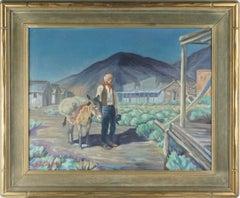 The Prospector at Dusk