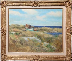 """""""Craig's Cove, Nova Scotia"""", Oil on Canvas by George Shawe"""