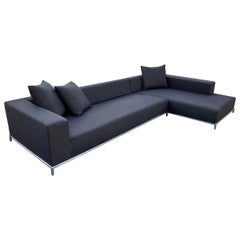 George Sofa Designed by Antonio Citterio for B&B Italia