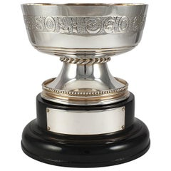 George V Sterling Silver Gilt Cup, S.Blanckensee & Sons Ltd, 1922