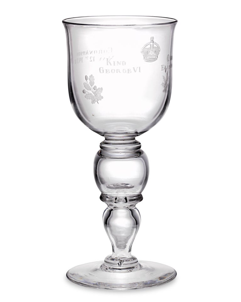 Other George VI Coin Coronation Goblet For Sale