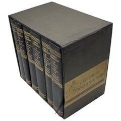 """George Washington, a Biography"" by Douglas Southall Freeman, 1949-1952"