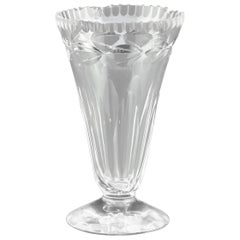 George Washington's English Rose Jelly Glass