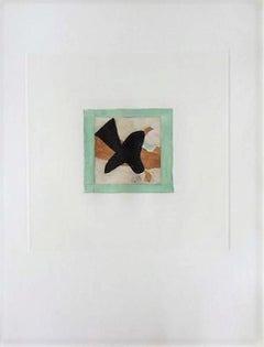 Oiseau en Vol, Georges Braque