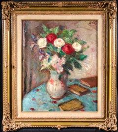 4 Paintings for Nelson: Fleurs - D'Espagnat, Charreton, Bernard, Pinchon