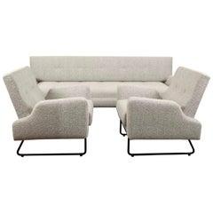 Georges Frydman Living Room Set, EFA France, 1960