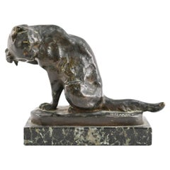 Georges Gardet French Bronze