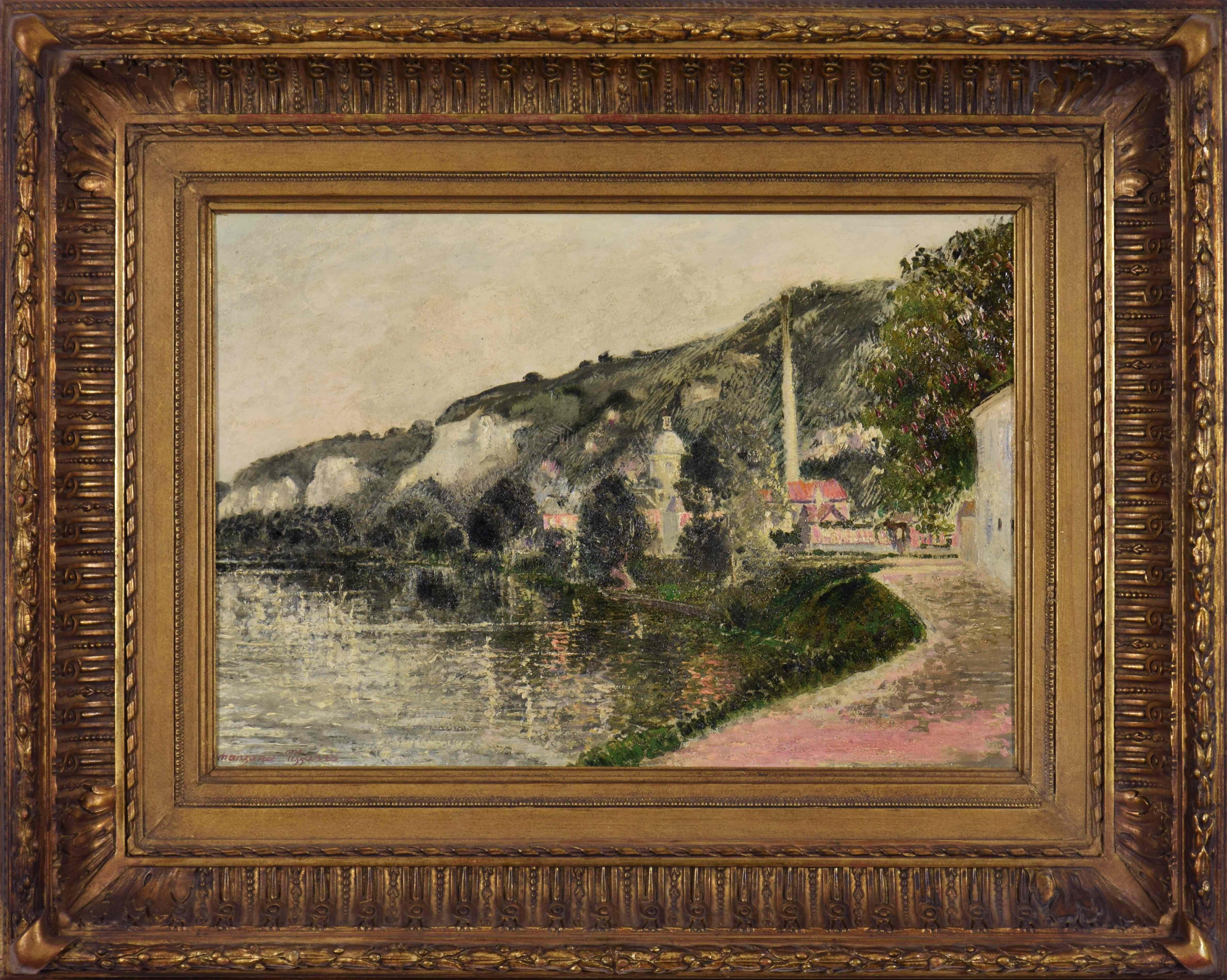 Brume et Soleil du Matin (The Seine at Les Andelys)