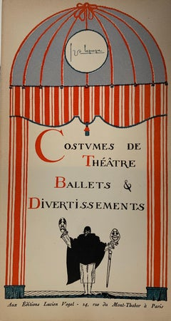 Costumes de Théâtre, Ballets et Divertissements