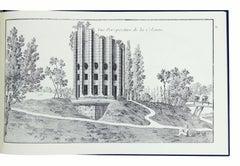 Le Désert de Retz: Le Jardin Pittoresque de Monsieur de Monville; A Late Eightee