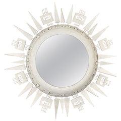 Georges Pelletier Mirror, circa 1970, France