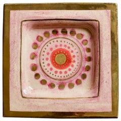 Georges Pelletier Vide-Poche or Decorative Plate, France