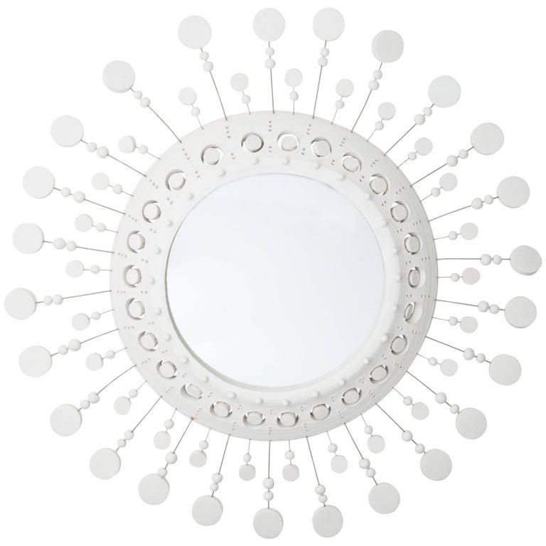 Georges Pelletier, Ceramic Mirror N.2