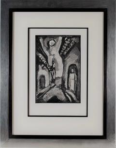 Christ a la Porte, Face a Face, from La Passion