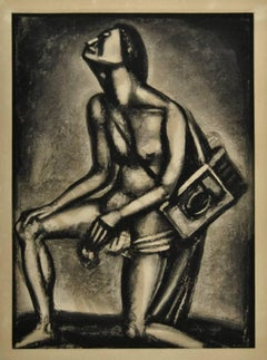 "Sunt lacrimae Rerum - from ""Miserere"" by G. Rouault - 1926"