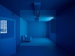 Durham, Land Art, blue, Architecture, Construction