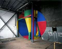 Photograph, Multicolore, installation, Architecture, Construction