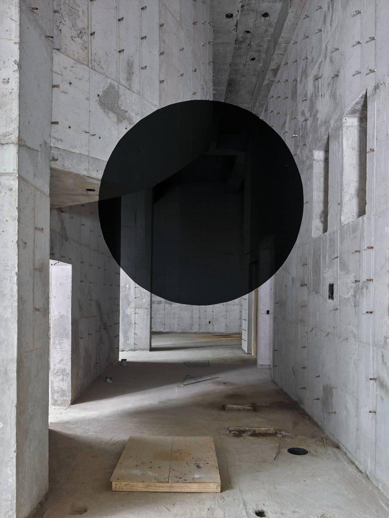French artist and photographer Georges Rousse, b. 1947, is internationally renowned for his ephemeral, one-of-a-kind installations and resulting photographs. Working at the intersections of photography, painting and architecture, Rousse converts