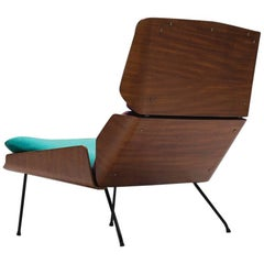 Georges van Rijck for Beaufort Lounge Chair in Plywood