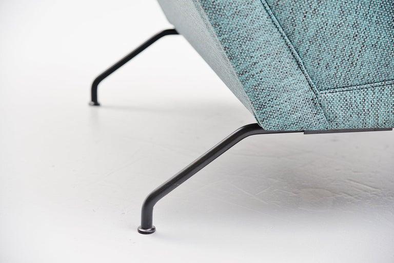 Georges van Rijck Lounge Chairs Beaufort Belgium 1960 For Sale 1