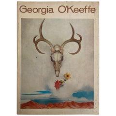 Georgia O'Keeffe Coffee Table Book