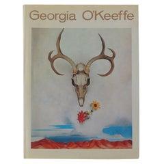 Georgia O'Keeffe Hardcover Coffee Table Book