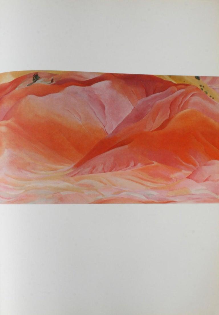 Georgia O'Keeffe Studio Book For Sale 5