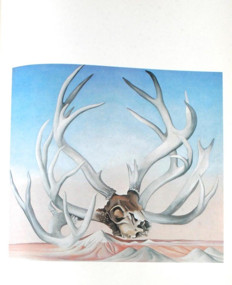 Georgia O'Keeffe Studio Book For Sale 8