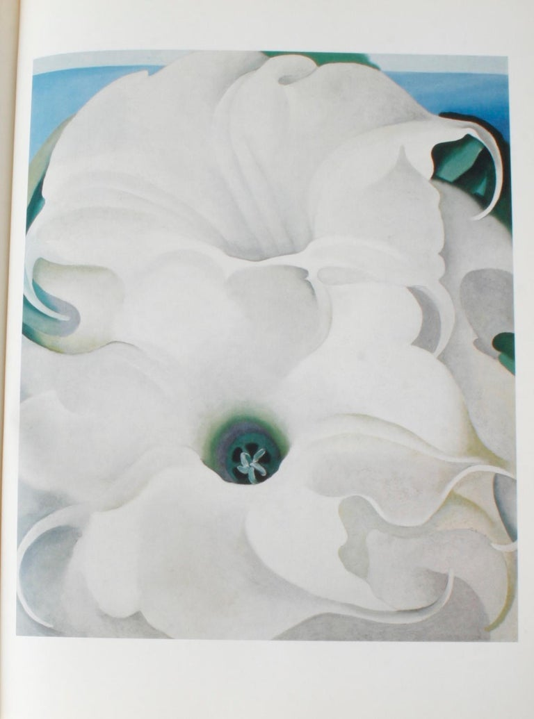 20th Century Georgia O'Keeffe Studio Book For Sale