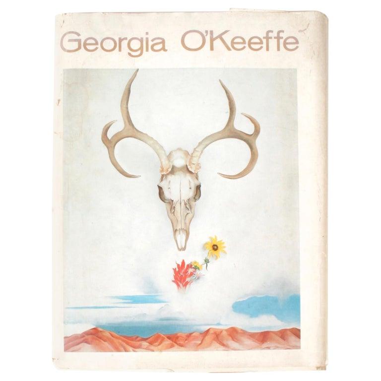 Georgia O'Keeffe Studio Book For Sale