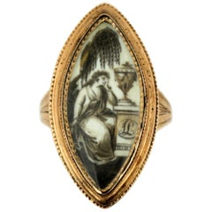 18th Century and Earlier Signet Rings
